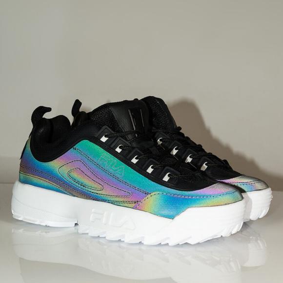 Fila Shoes   Fila Disruptor Reflective